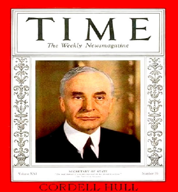 ARTICLE  CORDELL HULL