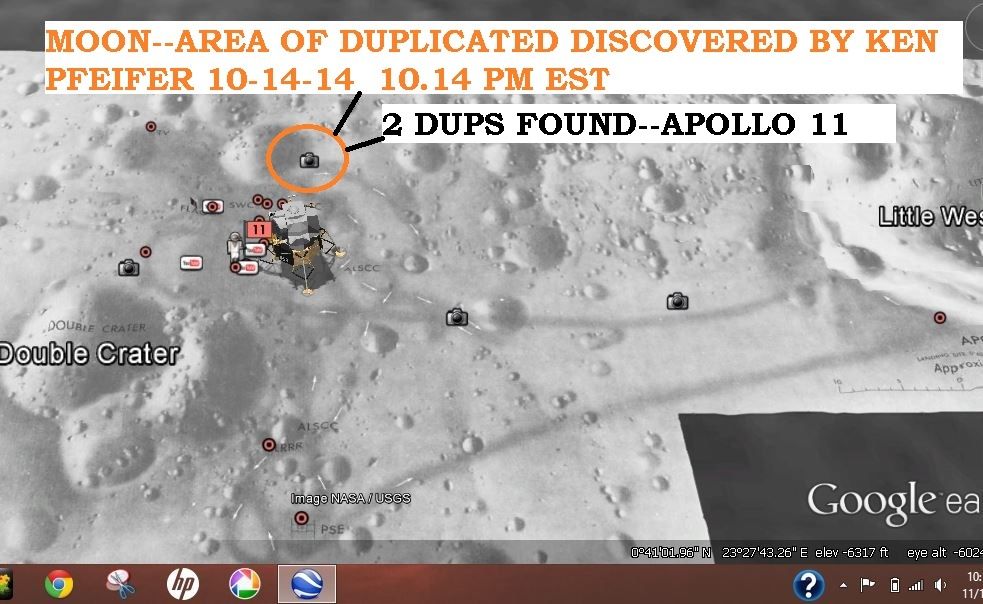 MOON--AREA OF DUPLICATED DISCOVERED BY KEN PFEIFER 11-14-14  10.14 PM EST