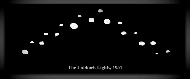 ARTICLE LUBBOCK LIGHTS 1951--PIC 1