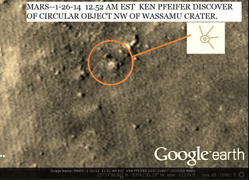 MARS--KEN PFEIFER DISCOVERY 1-26-14