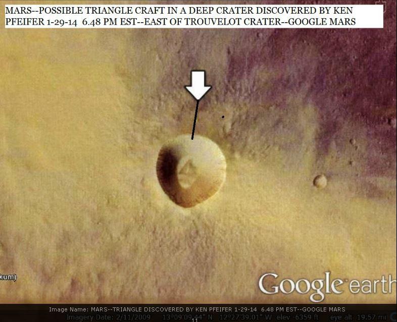 MARS-- KEN PFEIFER DISCOVERY  1-29-14
