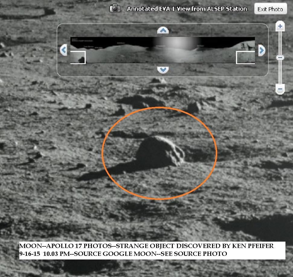 apollo missions discoveries - photo #1