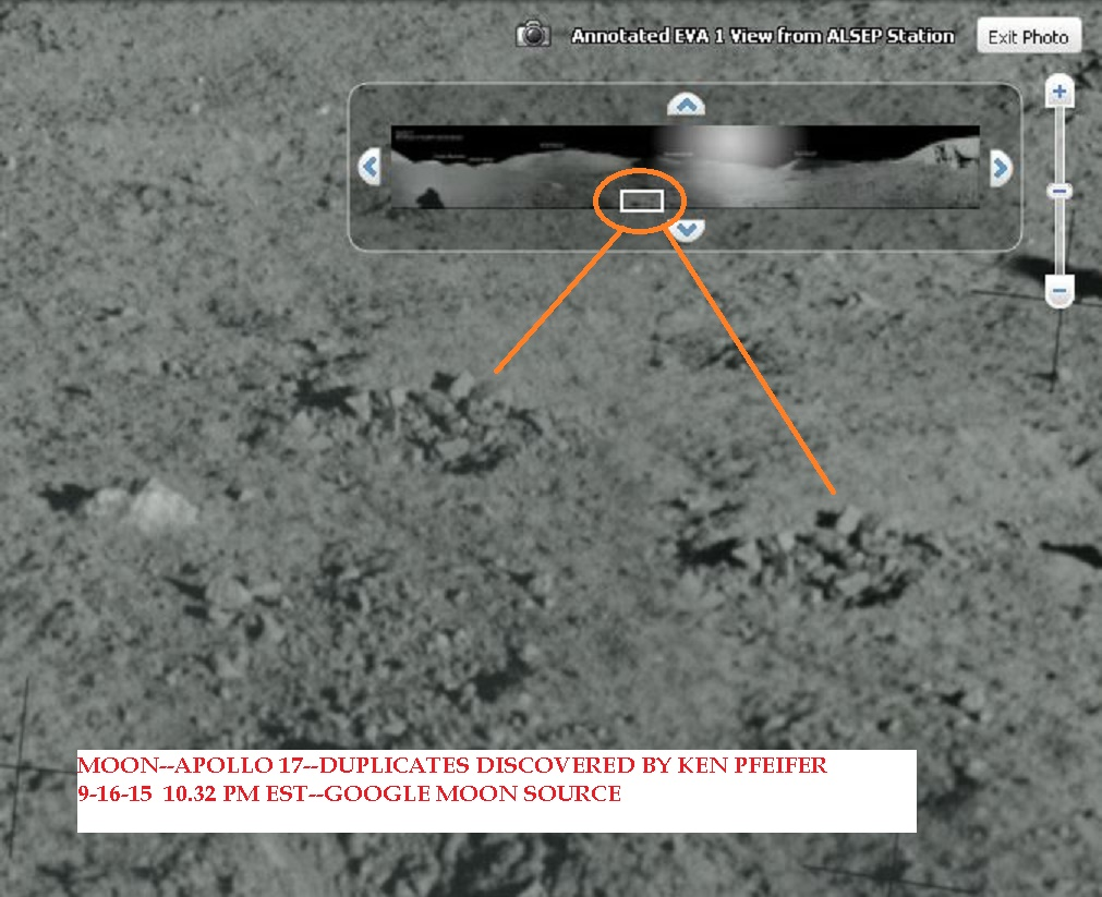 MOON--APOLLO 17 --DUPLICATES DISCOVERED BY KEN PFEIFER 9-16-15  10.32 PM EST