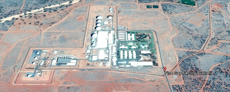 ARTICLE PINE GAP