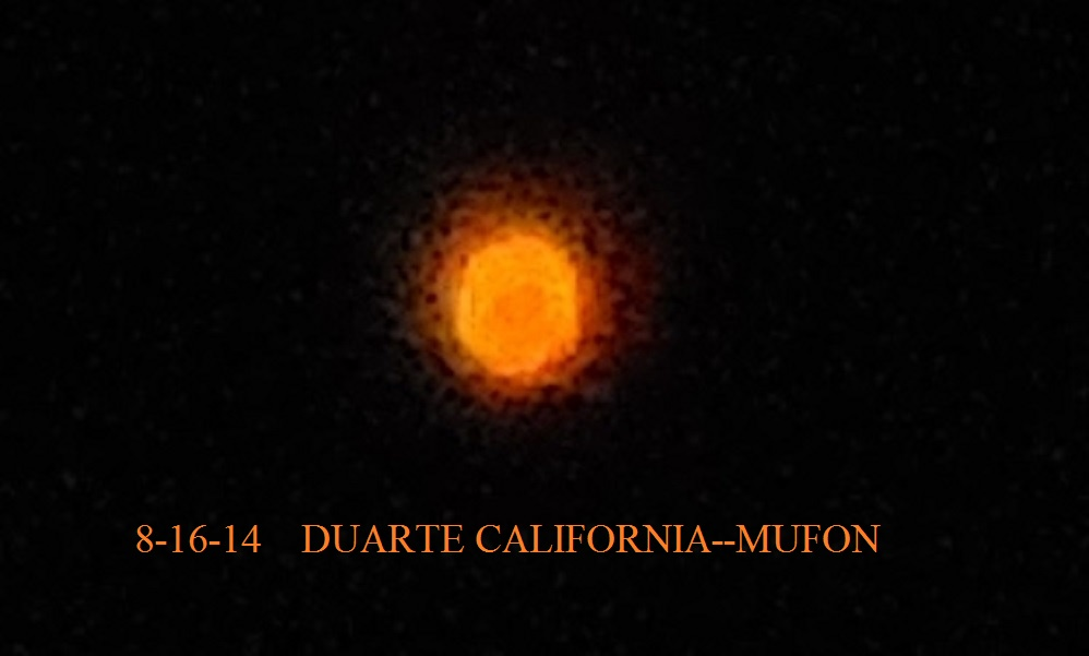 ARTICLE--ORB--8-16-14 DUARTE CALIFORNIA--KEN PFEIFER 5-13-16
