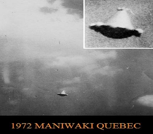 1972 MANIWAKI QUEBEC CANADA