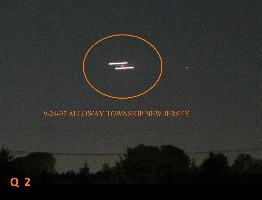 ARTICLE..9-24-07 ALLOWAY TWP NEW JERSEY--MUFON