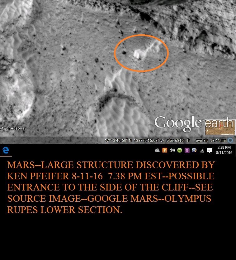 MARS--KEN PFEIFER STRUCTURE DISCOVERY 8-11-16  7.38 PM