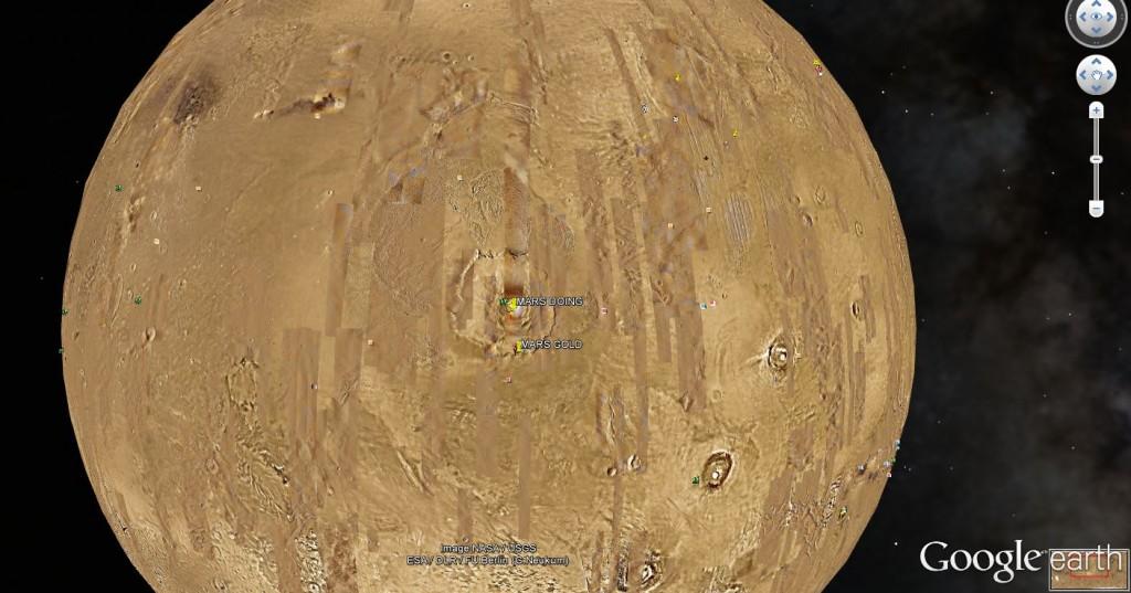 GOOGLE MARS ARTICLE