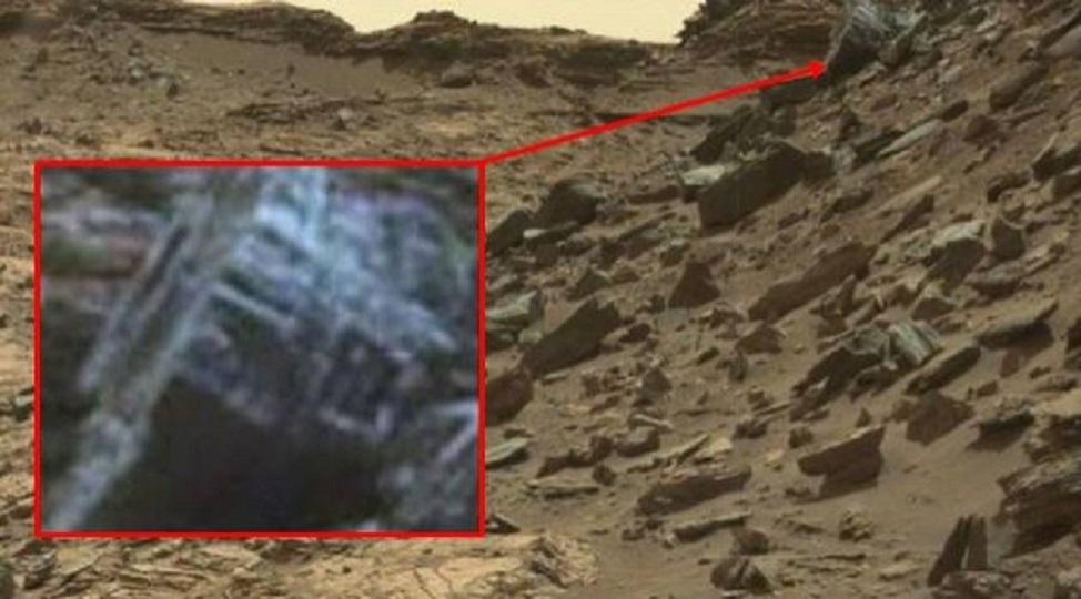 SMOKING GUN EVICENCE MARS | WORLD UFO PHOTOS AND NEWS.ORG