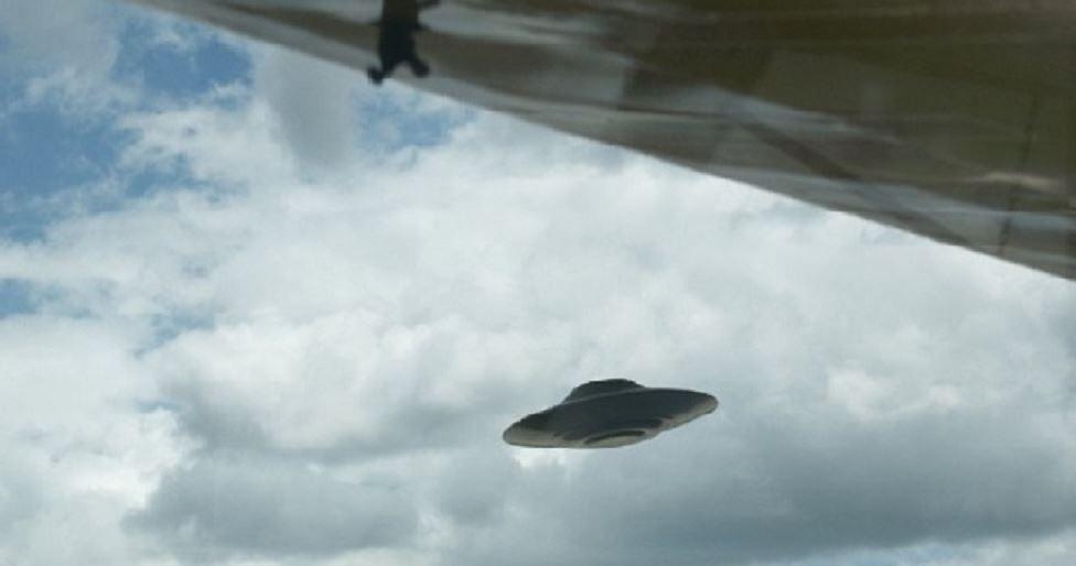 ARTICLE PLANE DISC UFO KEN PFEIFER 2-7-16....