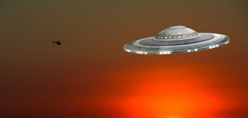 Police Helicopters Ufo Close Encounter Over Pasadena California