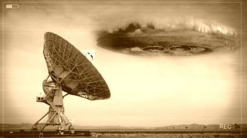 Alien Craft Spotted Near Our Minuteman Missile Silos
