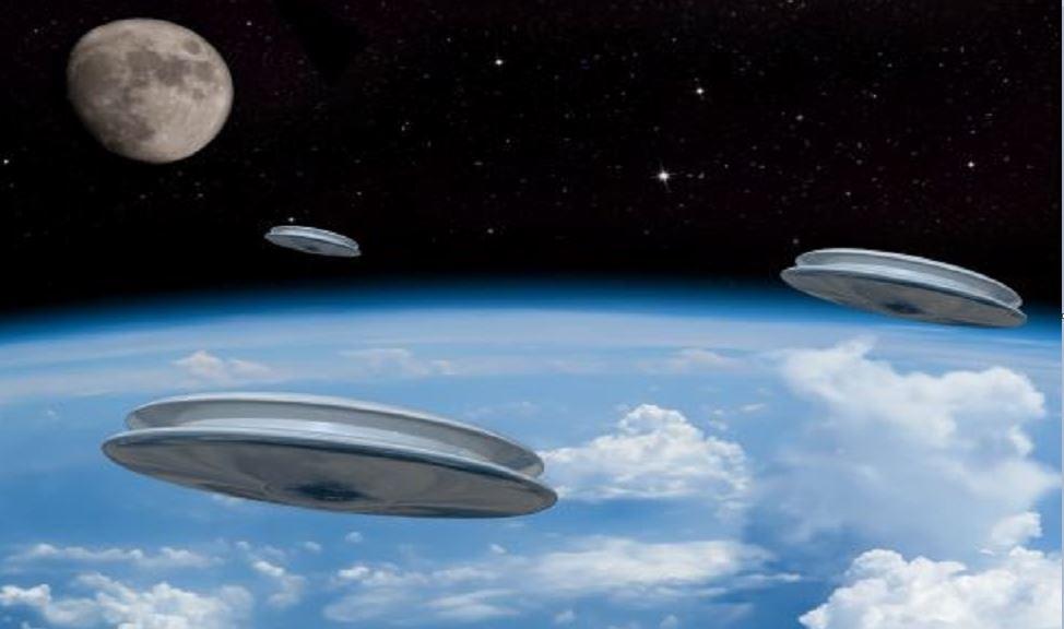 Many Witnesses To Alien Craft Over Portland Oregon